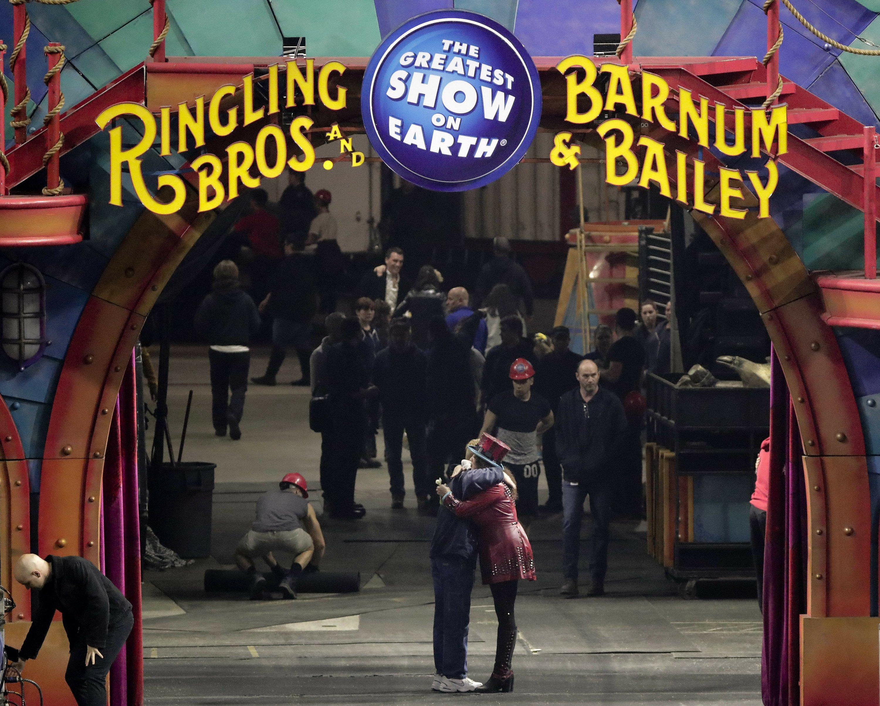 AP Exclusive: The final days of the Ringling Bros. circus