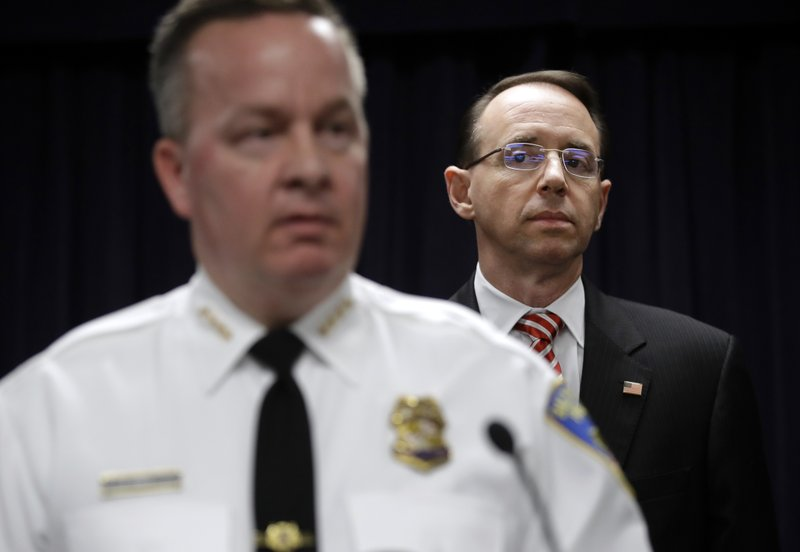 Jailing of officers shakes Baltimore criminal justice system