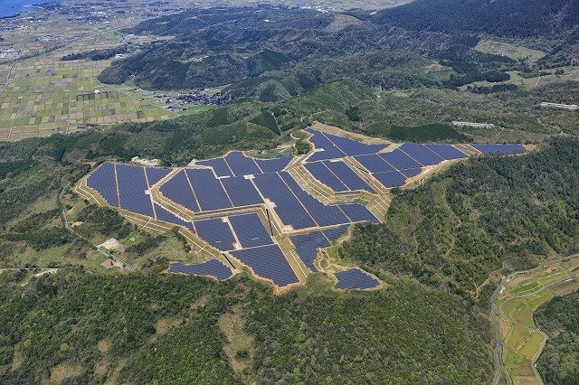 KYOCERA TCL Solar Completes 29.2MW Solar Power Plant on Repurposed Land in Japan