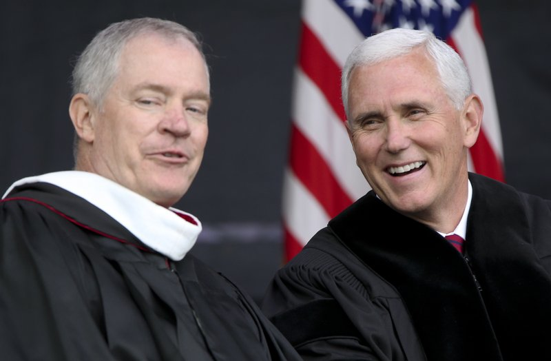 David Rathburn, Michael Pence