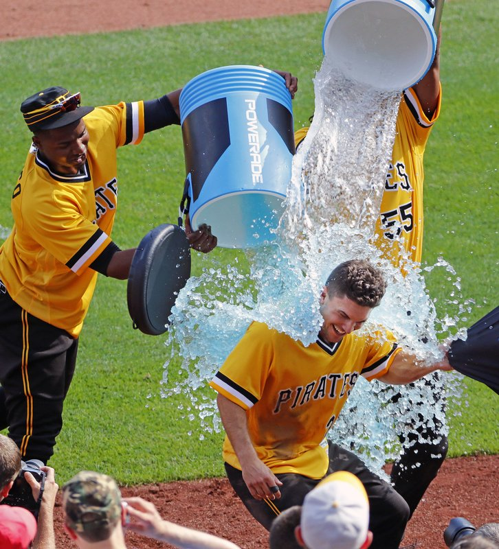Gregory Polanco, Adam Frazier