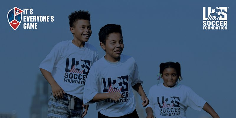 New D.C. Area Mini-Pitch Unveiled to Support Increased Access to Youth Soccer Programming