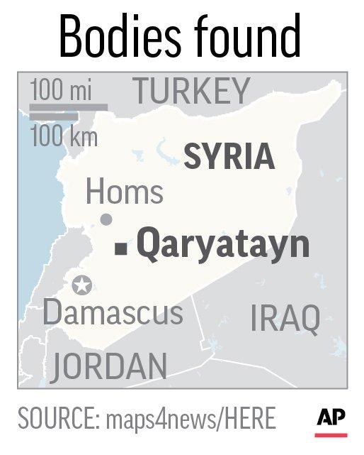 SYRIA QARYATAYN