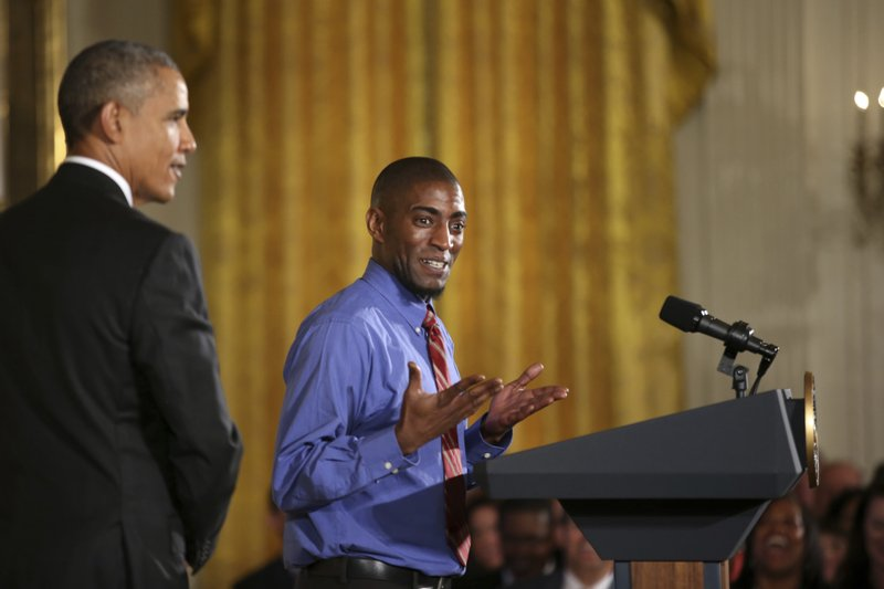Barack Obama, Terrence Wise