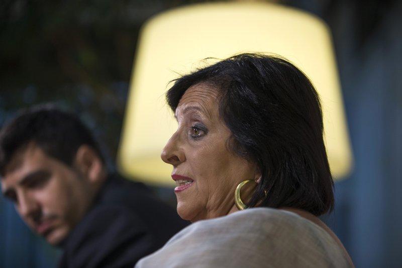 Pilar Abel, Enrique Blanquez