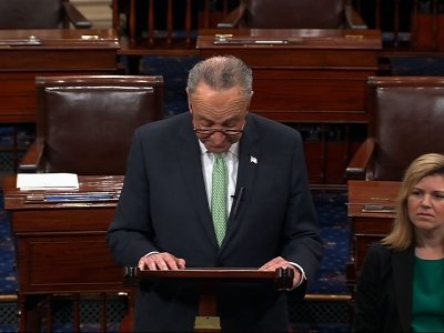 Schumer: DOD Asked to House 20,000 Migrant Kids