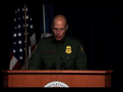 US Border Arrests Lowest Since 1971