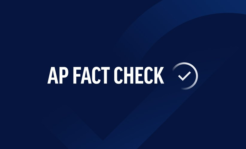 AP FACT CHECK LOGO