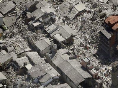 AP Photographer Recounts Italian Quake Disaster