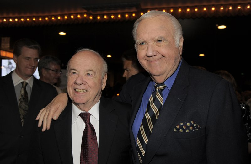 Tim Conway, Chuck McCann