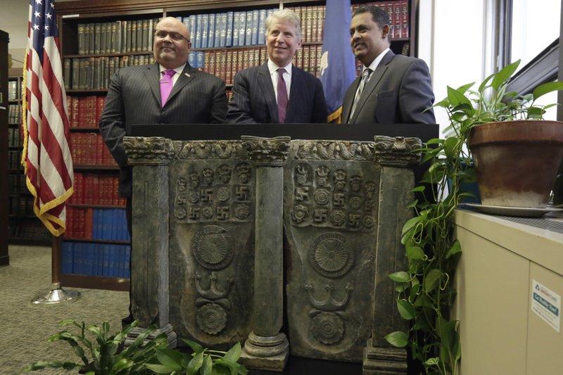 Rizwan Saeed Sheikh, Cyrus Vance Jr., Angel Melendez