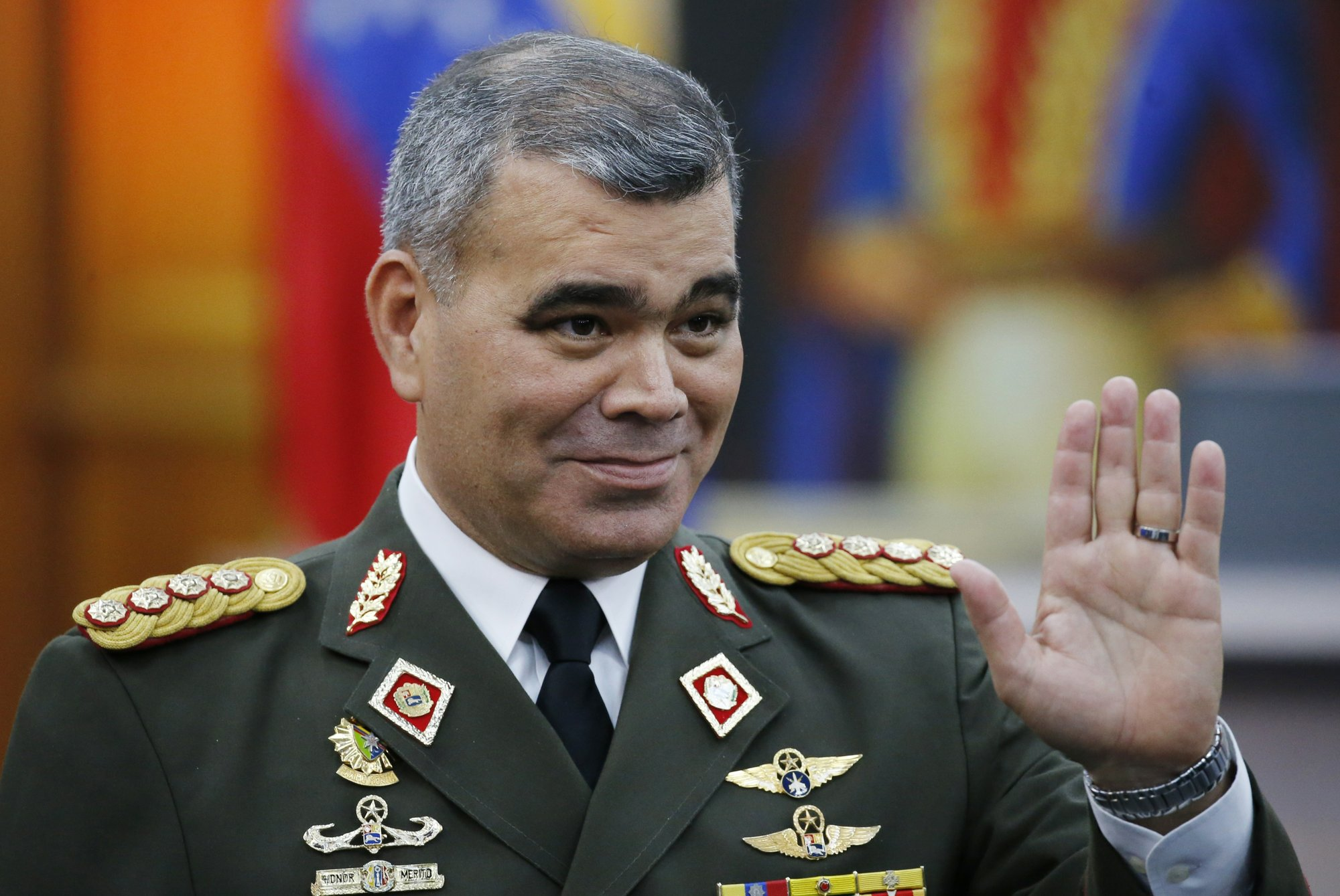 Why Venezuela military leaders are standing behind Maduro