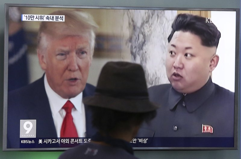 North Korea scoffs at Trump's 'nuclear button' tweet