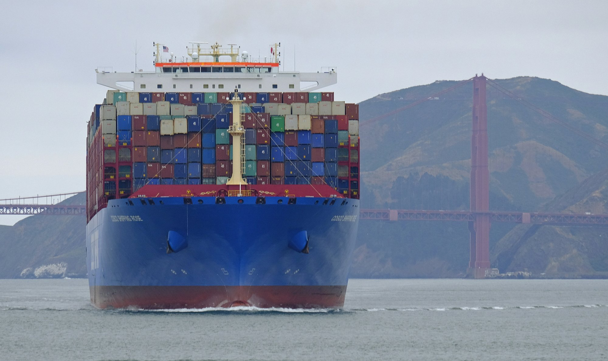 More ships slow down off California to avoid killing whales