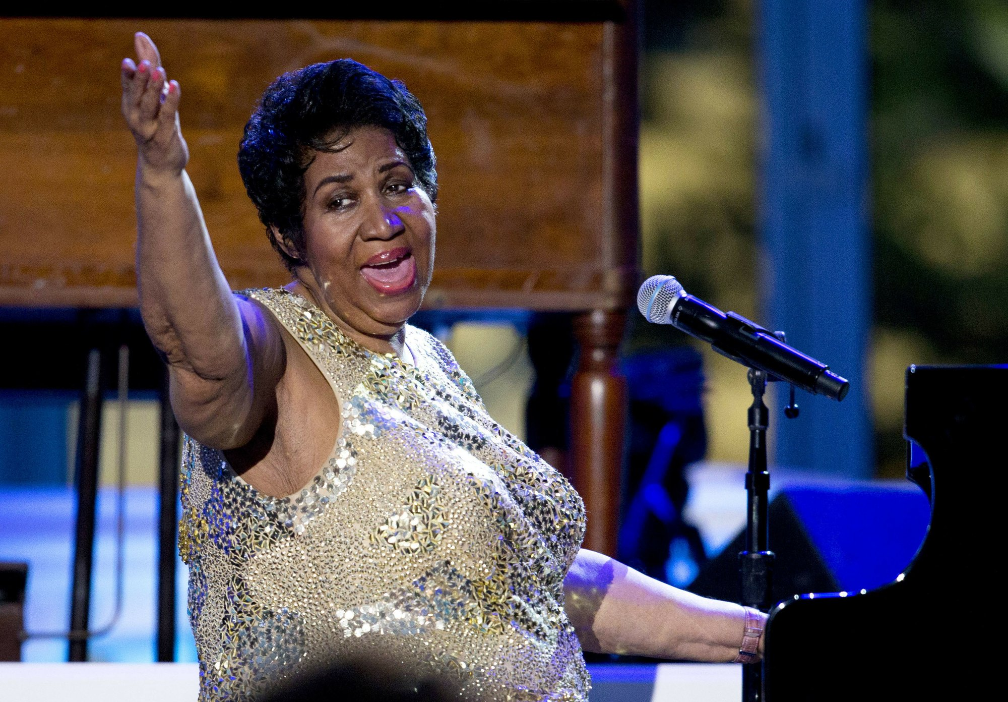 Aretha Franklin birth home may get DIY Network overhaul