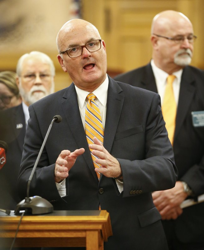 KANSAS DEMOCRAT REBUTTLE TO STATE OF THE STATE