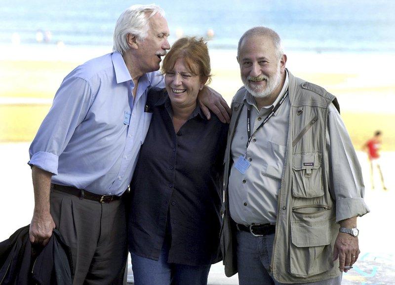 Adolfo Aristarain,Federico Luppi,Mercedes Sampietro