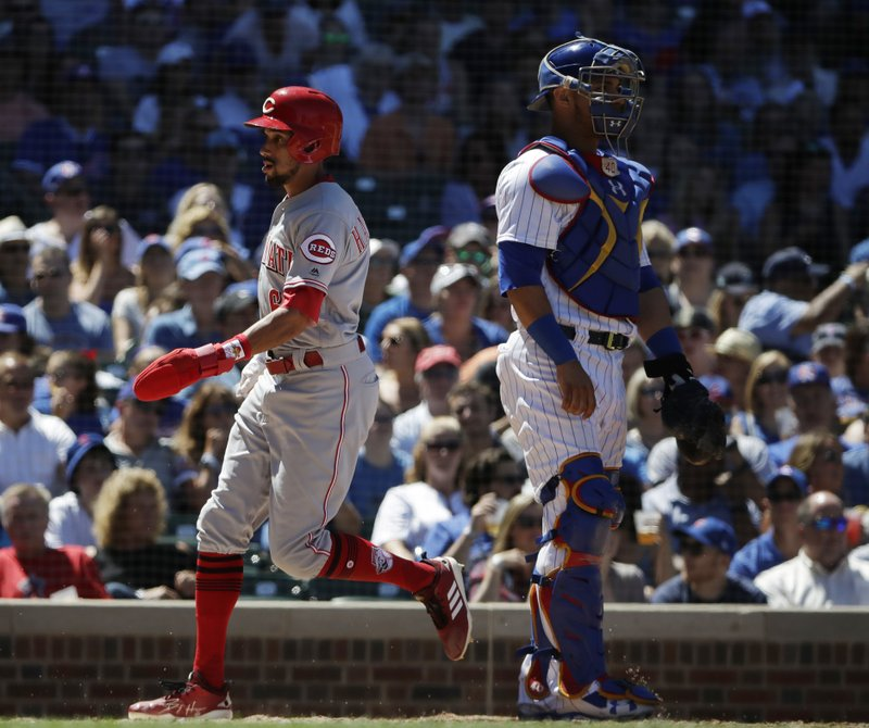 Billy Hamilton, Willson Contreras