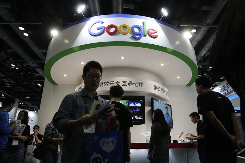 Reports: Google working on censorship-ready search for China