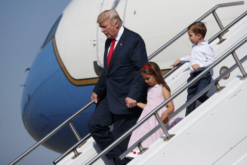 Donald Trump, Joseph Kushner, Arabella Kushner