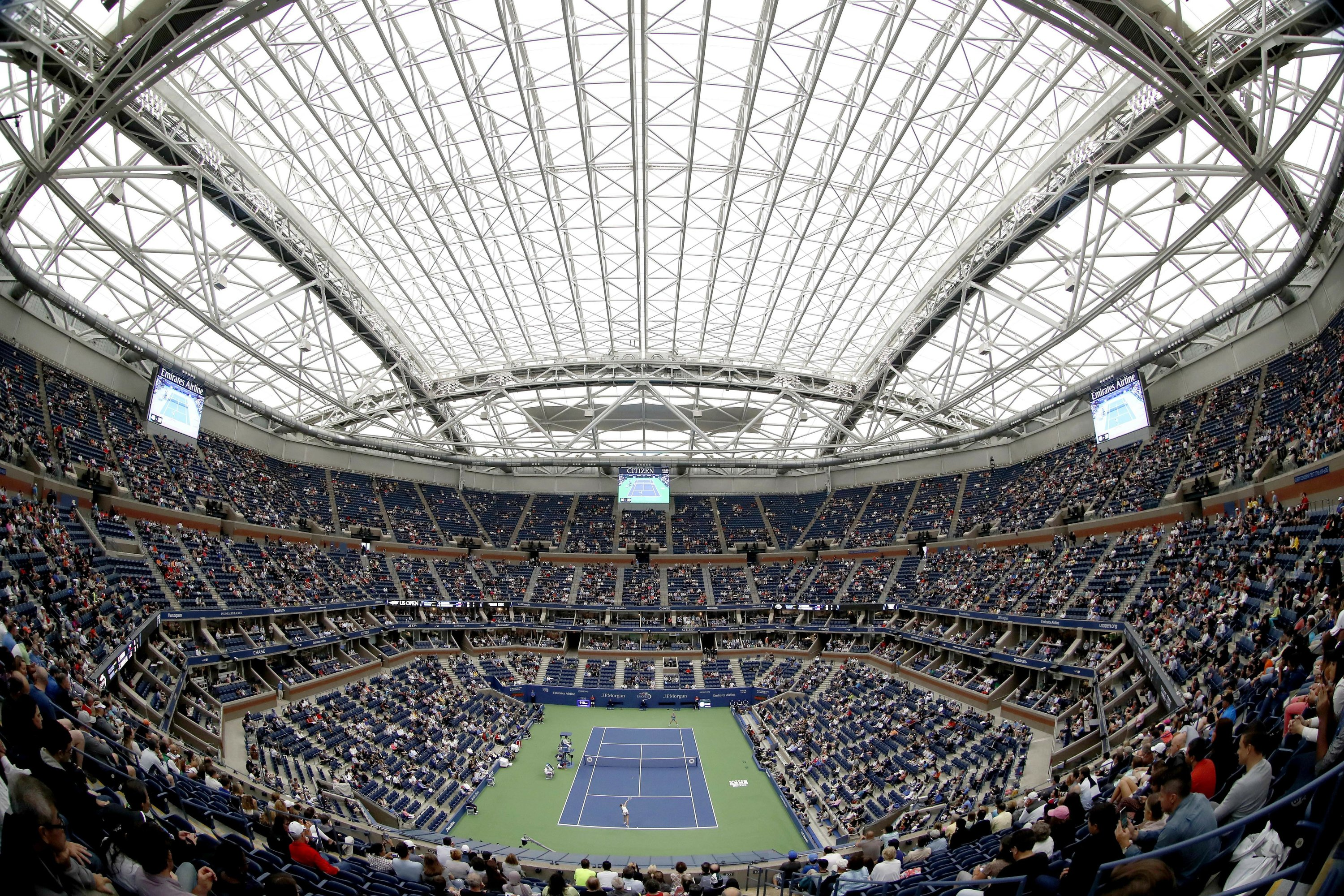 Behind the shadowy practice of 'courtsiding' at the US Open