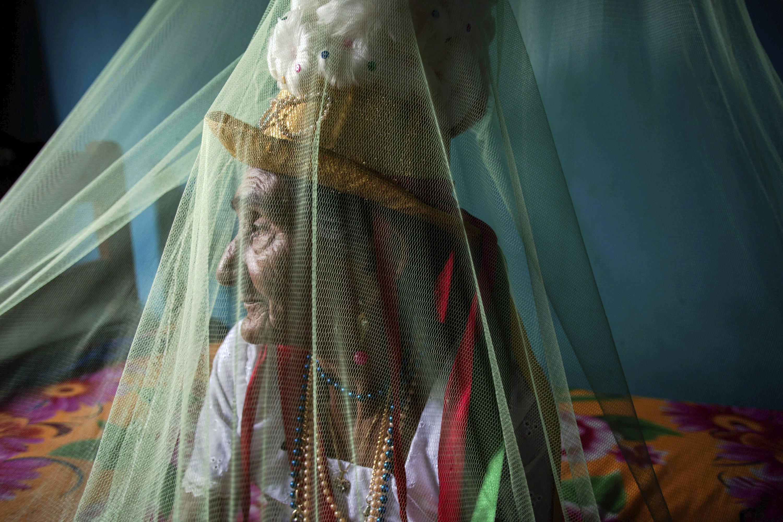 AP Fotos: Marujada combina tradiciones históricas en Brasil