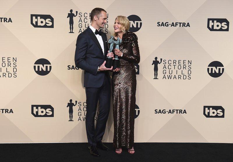 Alexander Skarsgard, Nicole Kidman