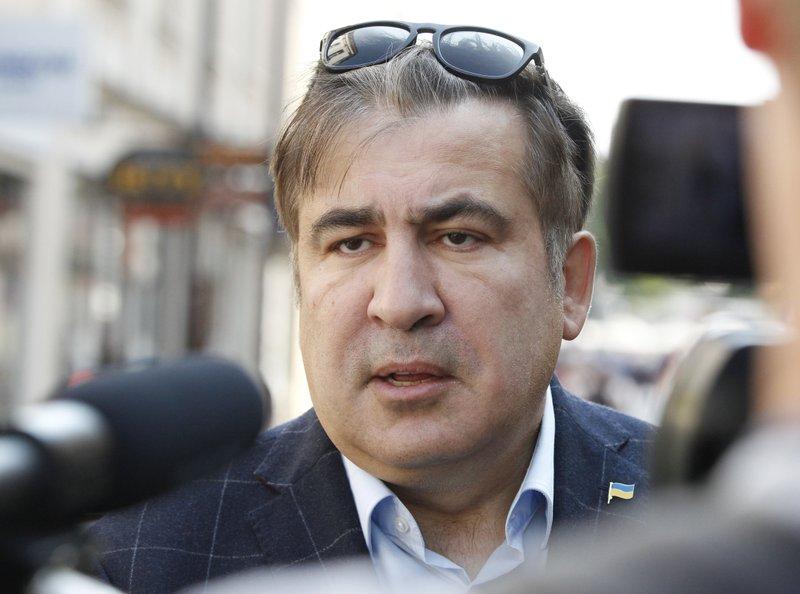 Mikheil Shaakashvili