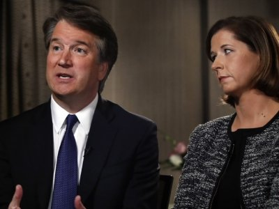 Kavanaugh Denies Sexual Misconduct Charges from 3rd Woman