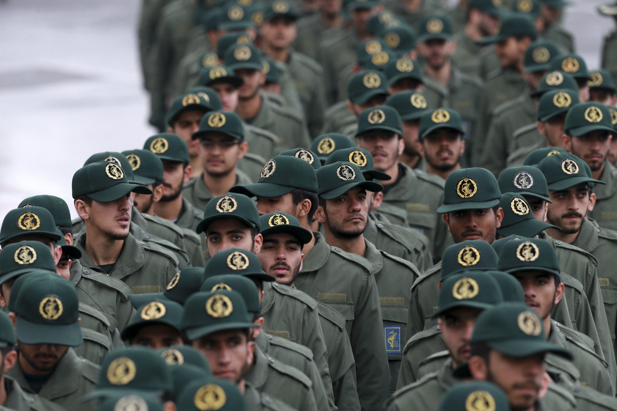 US labels elite Iran force a foreign terrorist organization