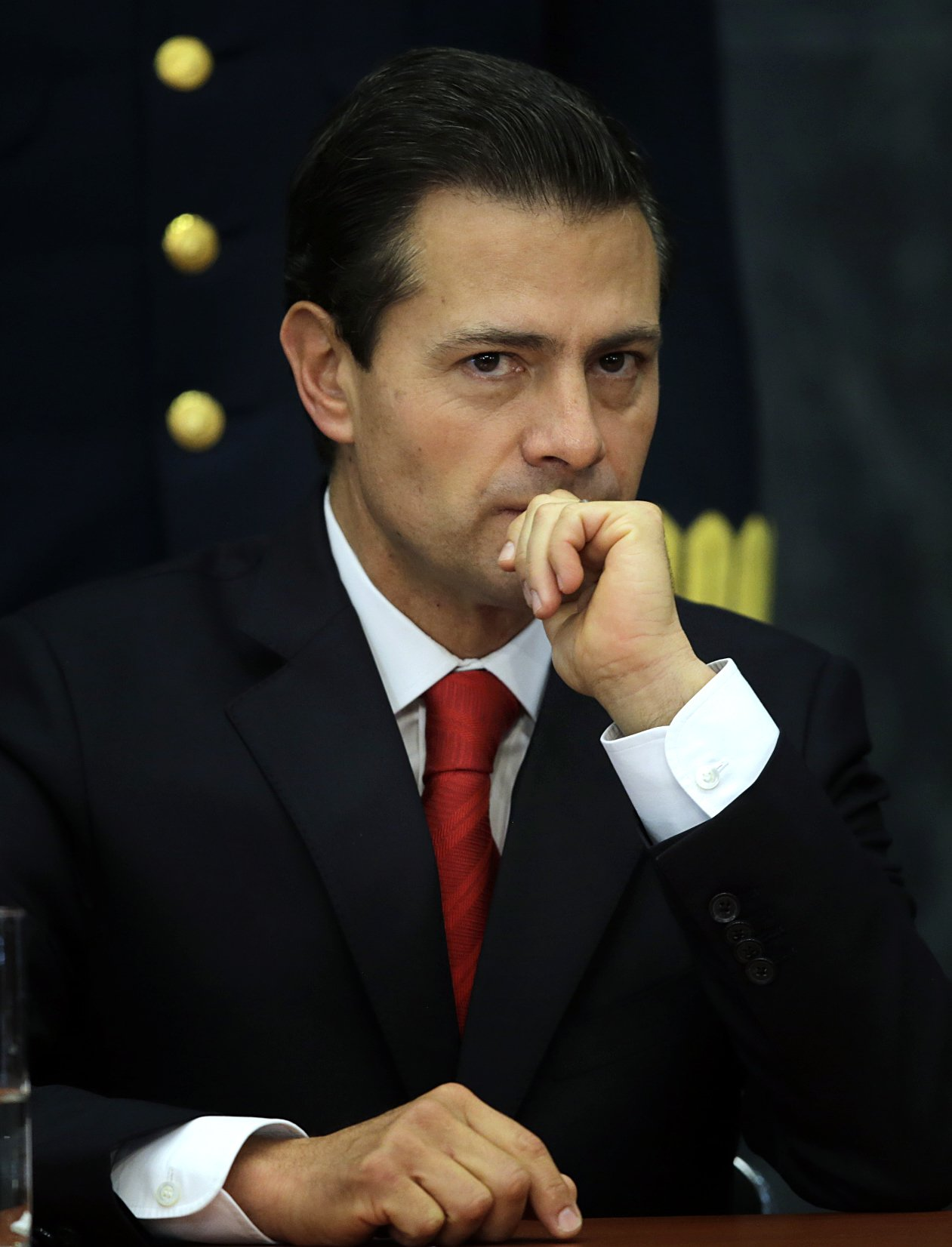 Official: Mexico's president 'considering' scrapping US trip