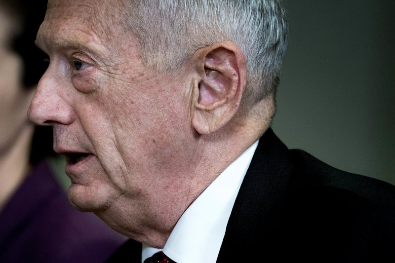 US Defense Secretary Mattis arrives in Afghan capital