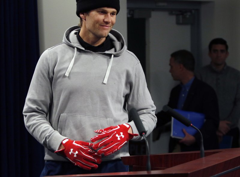 Tom Brady, Brian Hoyer