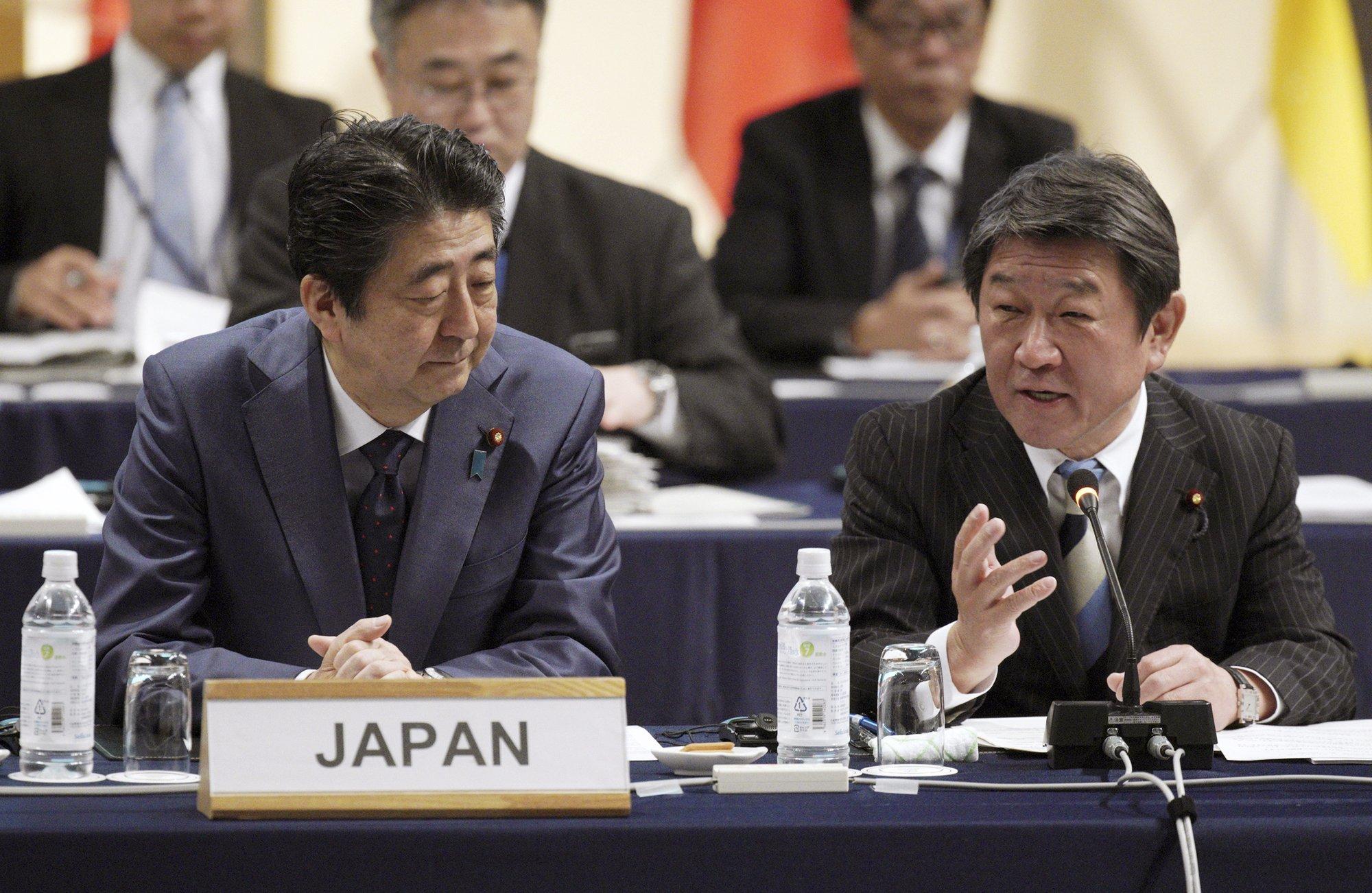 Japan's trade negotiator: US won't impose quotas on autos