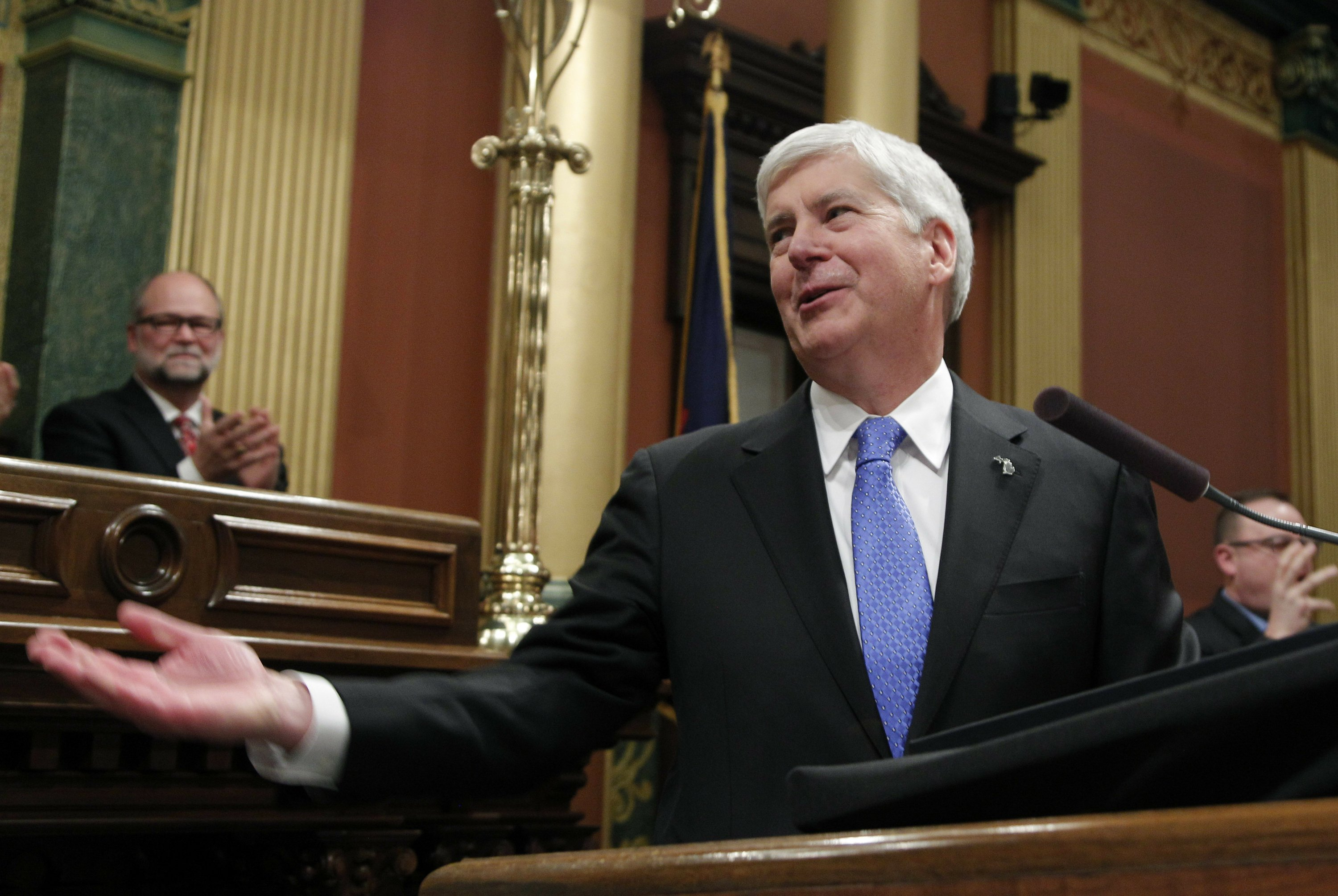 Michigan Governor Signs Bills To Gut Wage Sick Time Laws