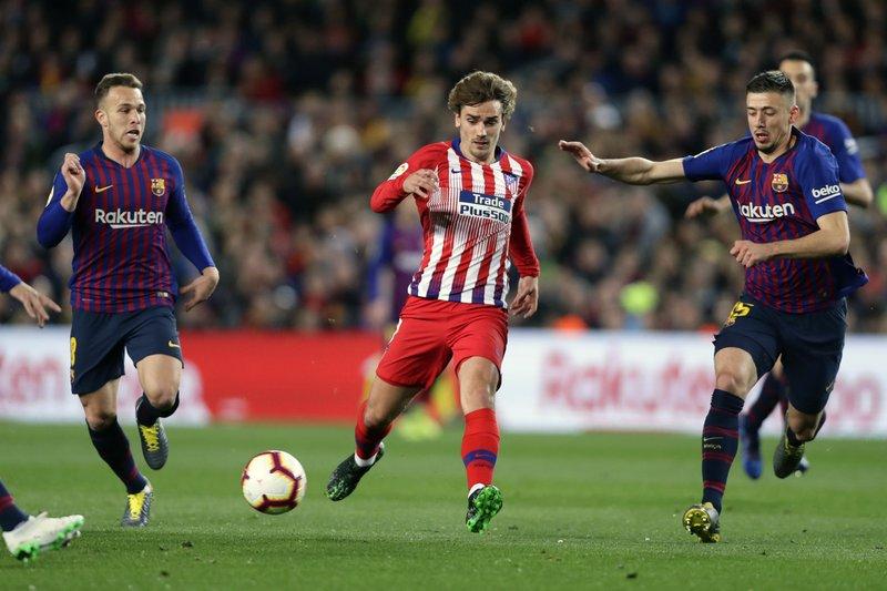 XONG Griezmann khó tới Barca vì phạm sai lầm nghiêm trọng