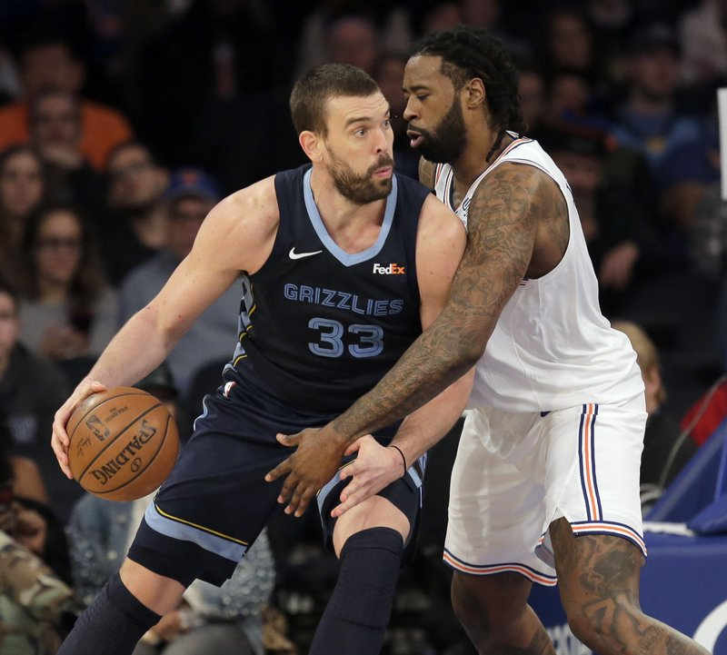 de0ee366cecf Owner  Grizzlies will retire Marc Gasol s jersey in future. February 8