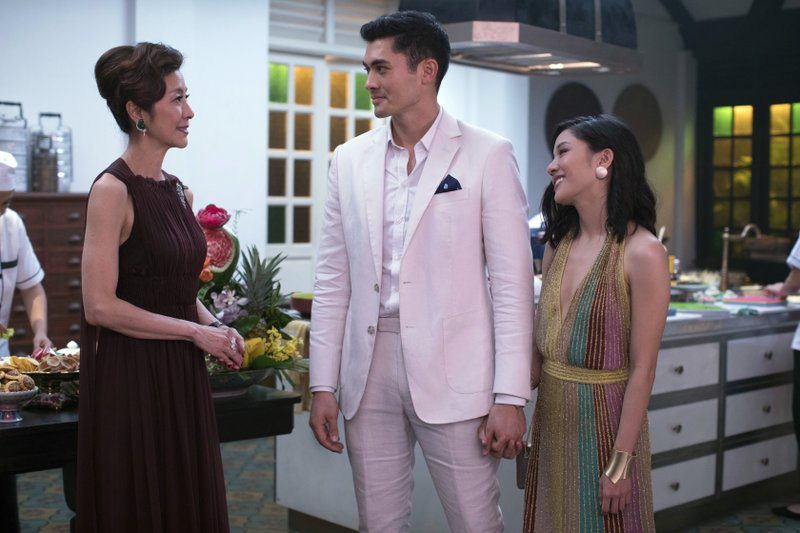 Summer Movie Preview Crazy Rich Asians Changes Everything