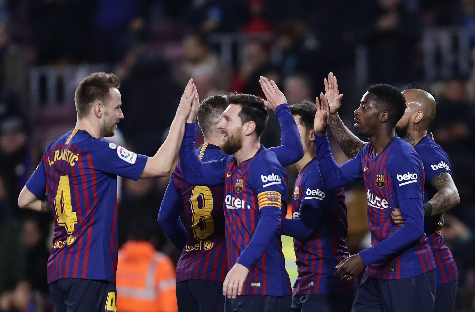 Barcelona to face Sevilla in Copa del Rey quarterfinals 0da95877e