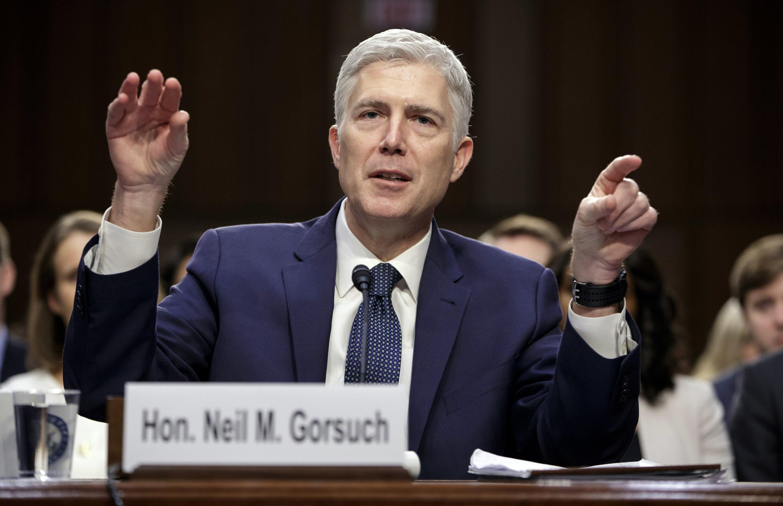 Senate heads for Supreme Court showdown