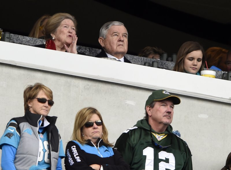National Football League will investigate Jerry Richardson allegations