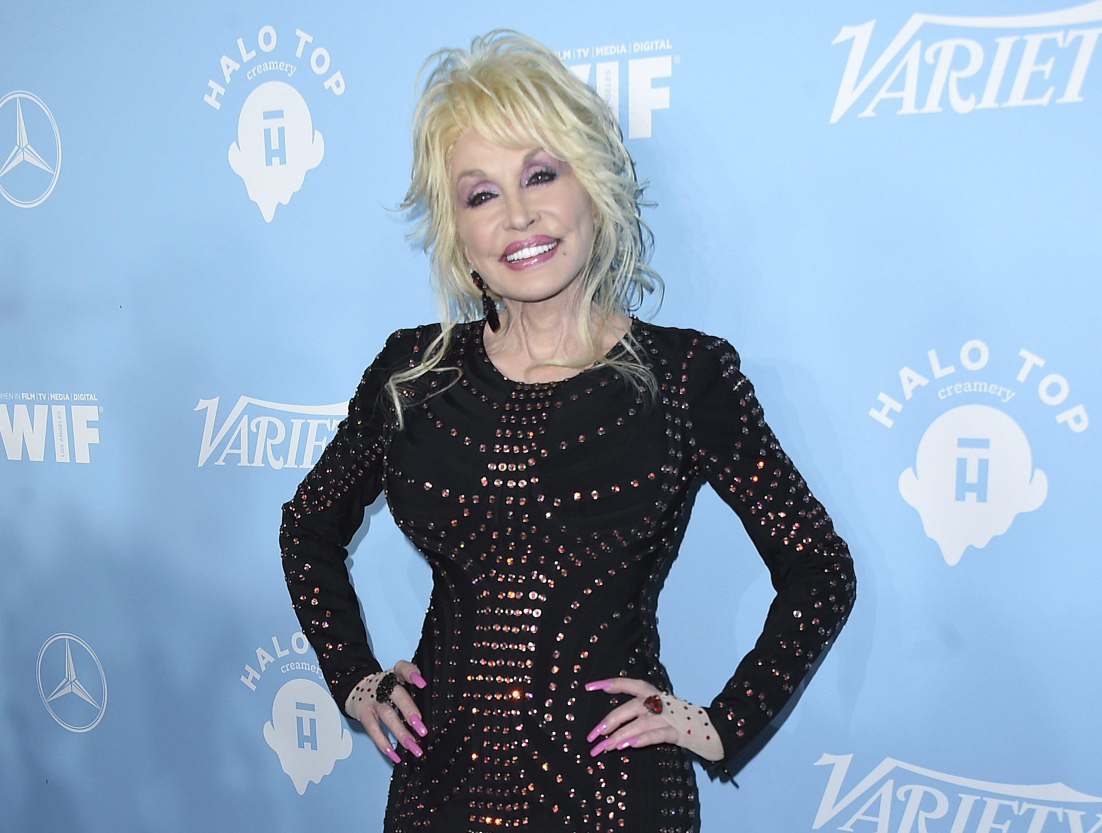 Dolly Parton Builds On Film Successes With 'dumplin