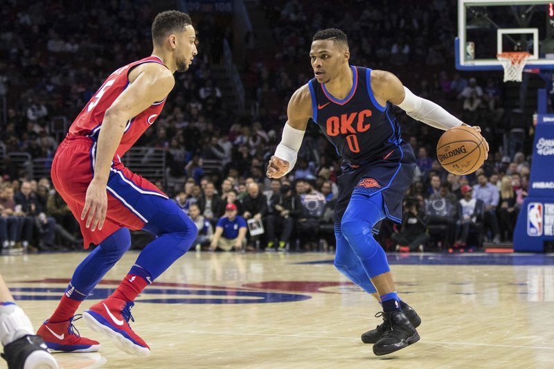 Russell Westbrook, Ben Simmons