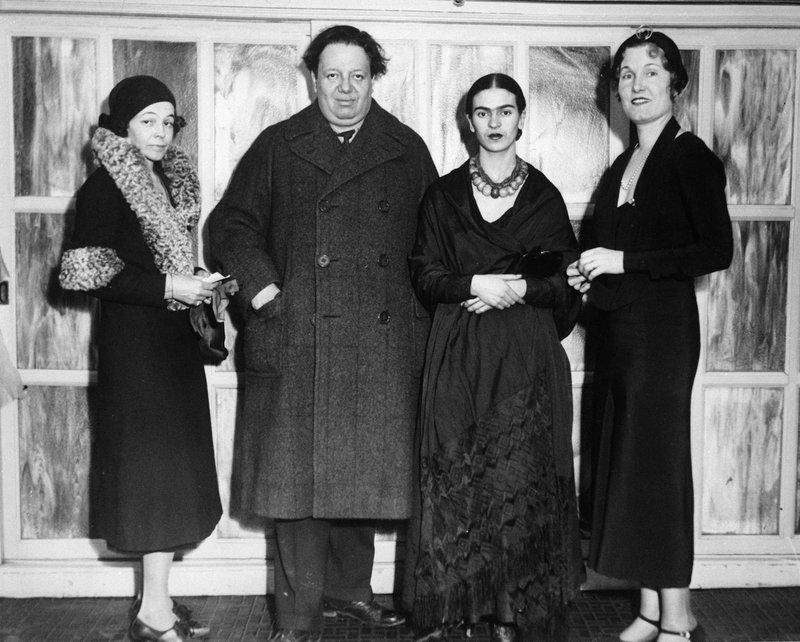 Payne,Rivera,Kahlo,Hammer