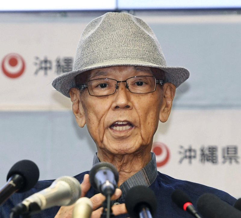 Takeshi Onaga