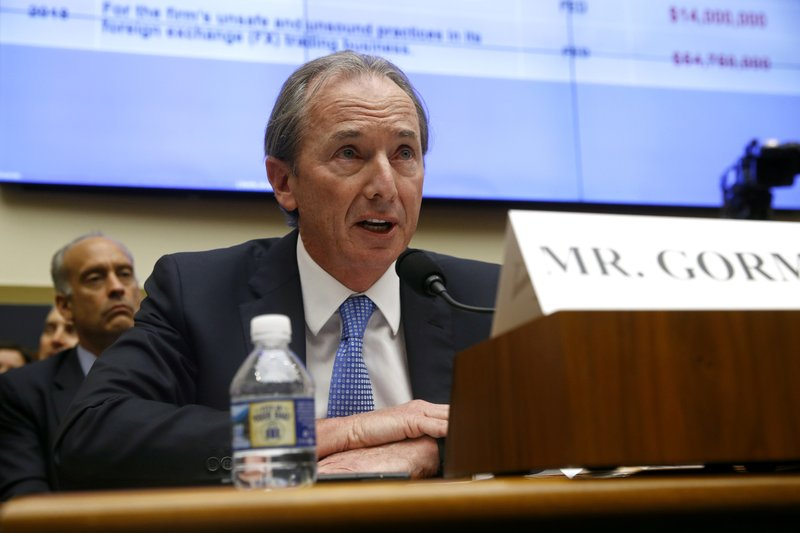 Morgan Stanley posts better-than-expected 1Q results