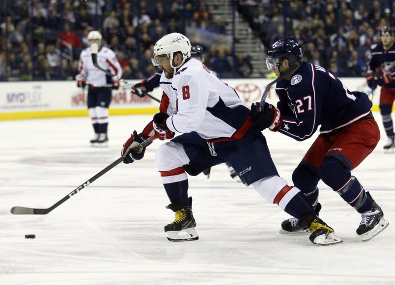 Alex Ovechkin, Ryan Murray