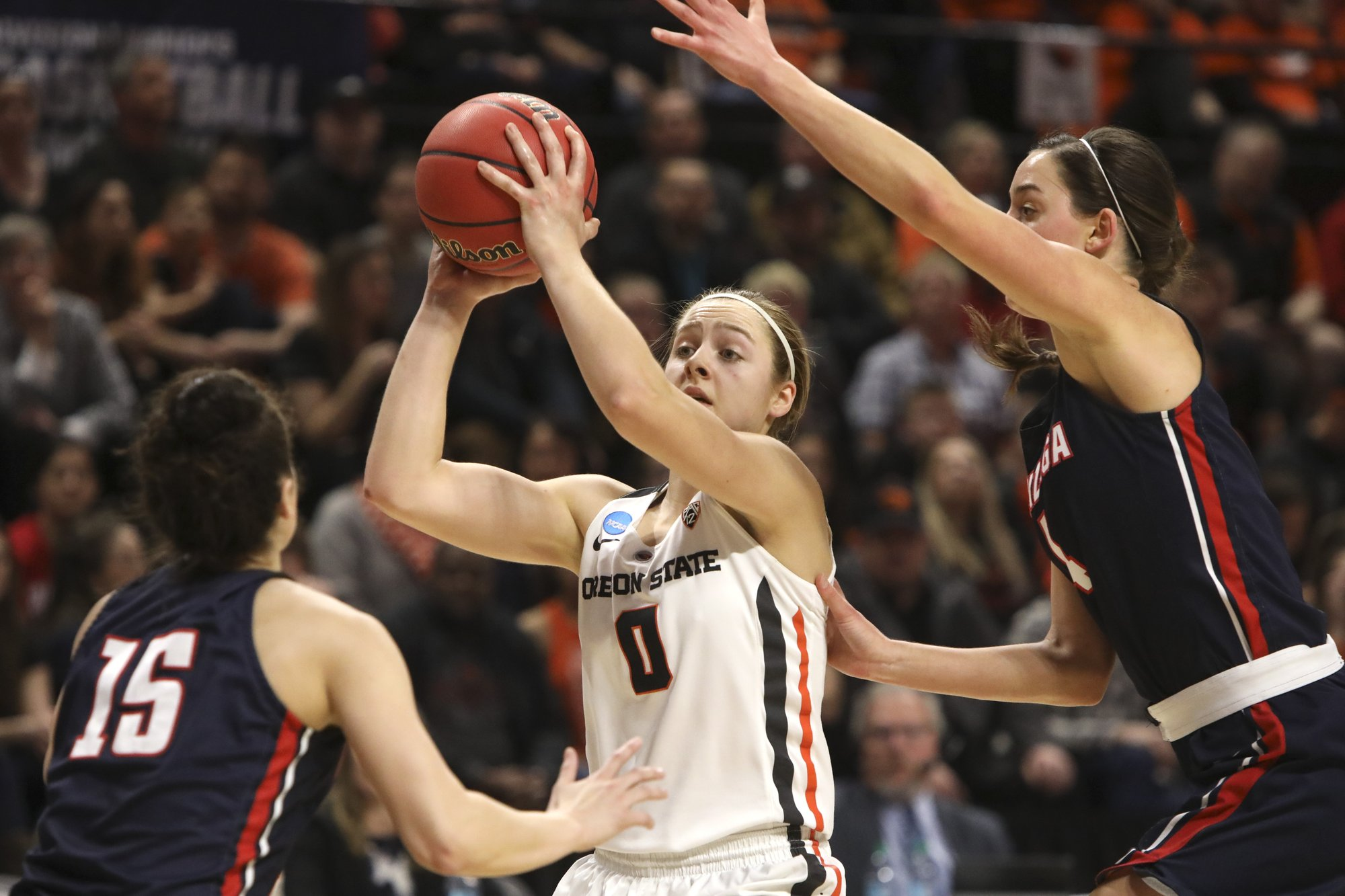 Oregon St. advances to Sweet 16 with 76-70 win over Gonzaga