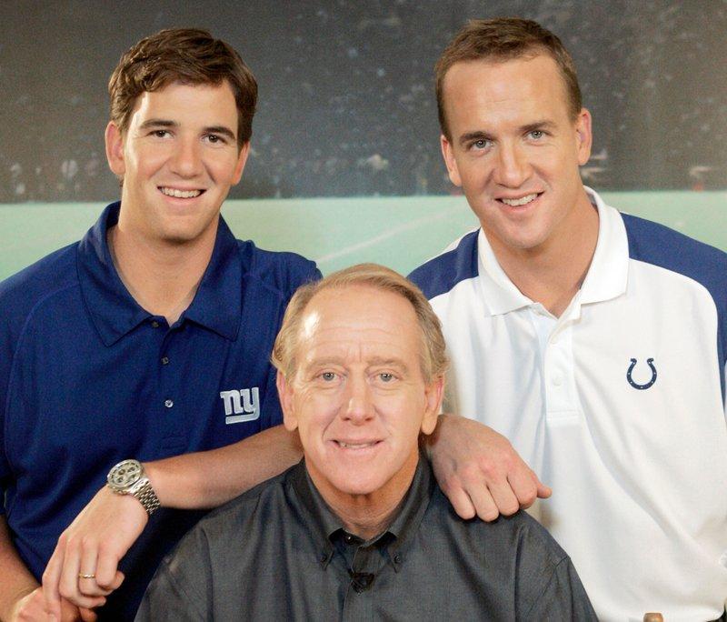 Archie Manning, Eli Manning, Peyton Manning