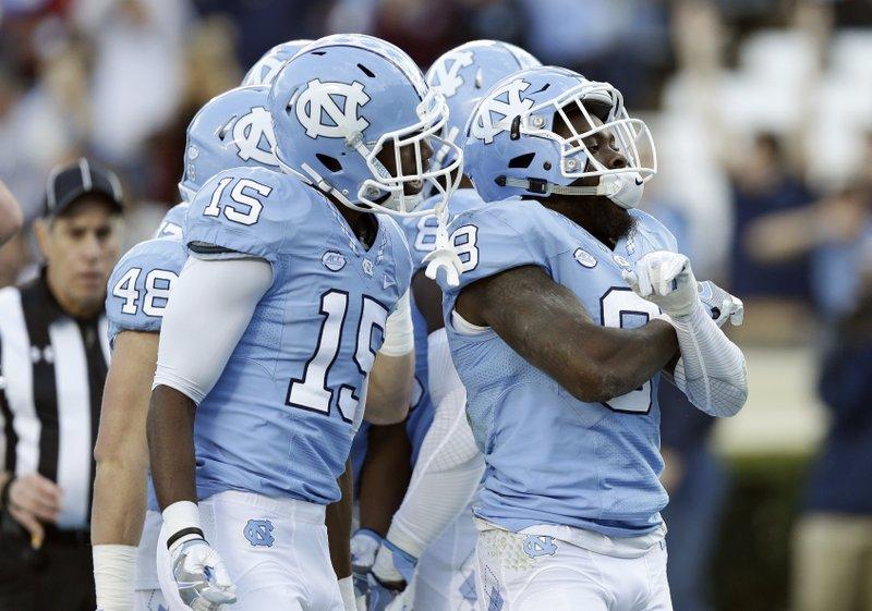 low priced cd829 beaa6 North Carolina hands The Citadel 1st loss of the season